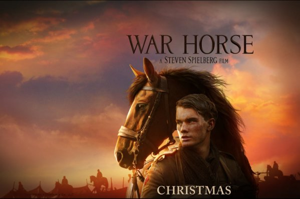 Image result for steven spielberg war horse